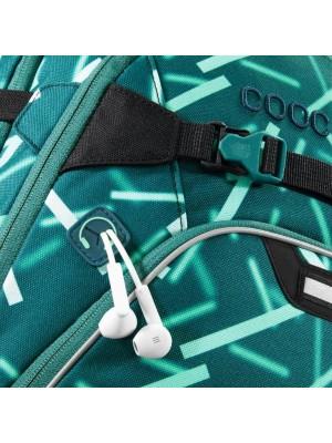 Coocazoo ScaleRale Cyber Green