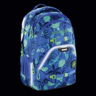 Coocazoo ScaleRale Tropical Blue