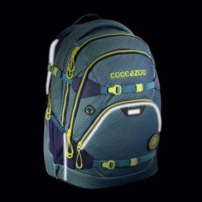 Coocazoo ScaleRale Freaka Sneaka Chameleon Blue Limited Edition
