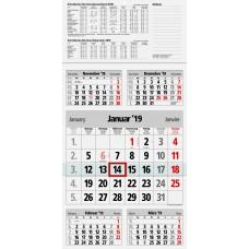 Brunnen Fünfmonats-Kalender 10-702 81