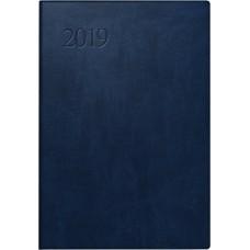 Brunnen Taschenkalender Kunstleder-Einband schwarz 10-723 37 90