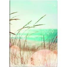 Brunnen Taschenkalender Grafik-Einband 10-7311Strand 10-731 15 03