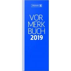 Brunnen Vormerkbuch Modell 784 Deckband blau 10-784 02 30