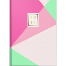 Brunnen Buchkalender Grafik-Einband Colours 10-795 12 01