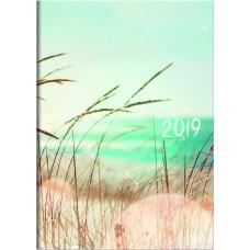 Brunnen Buchkalender Grafik-Einband Strand 10-795 15 03