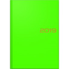 Brunnen Buchkalender Balacron-Einband hellgrün10-795 61 53