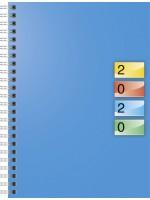 Brunnen Buchkalender Karton-Einband vierfarbig bedruckt 10-796 40