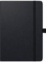 Brunnen Buchkalender Baladek-Einband schwarz Kompagnon 10-797 66