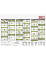 Brunnen Tafelkalender A5 10-701 500 01