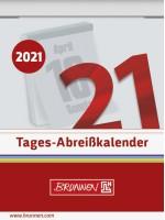 Brunnen Tages-Abreißkalender Nr. 2 53,6 x 71 mm 10-703 020 01