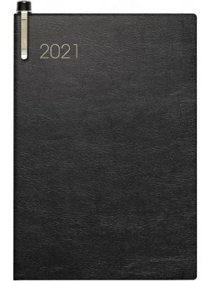 Brunnen Taschenkalender Soft-Einband schwarz 10-723 36 901
