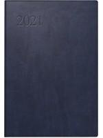 Brunnen Taschenkalender Kunstleder-Einband schwarz 10-723 37 901