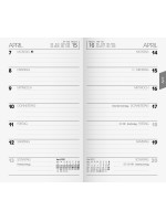 Brunnen Wochen-Ersatzkalendarium Modell 758 10-758 00 001