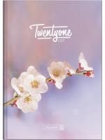 Brunnen Buchkalender Grafik-Einband Blossom 10-795 15 021