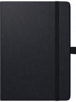 Brunnen Buchkalender Baladek-Einband schwarz Kompagnon 10-796 66 901