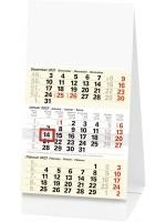 Brunnen Dreimonats-Tischkalender 10-702 110 02