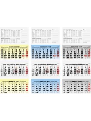 Brunnen 3-Monatskalender 10-702 13 952