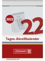 Brunnen Tages-Abreißkalender Nr.1 40 x 58 mm 10-703 01 002