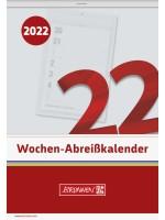Brunnen Wochen-Abreißkalender Nr. 25 10,5 x 15 cm 10-703 25 002