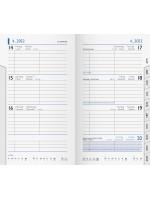Brunnen Wochen-Ersatzkalendarium Modell 756 10-756 00 002