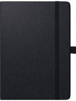 Brunnen Buchkalender Baladek-Einband schwarz Kompagnon 10-761 66 902