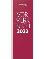 Brunnen Vormerkbuch Modell 785 Deckenband rot 10-785 02 202