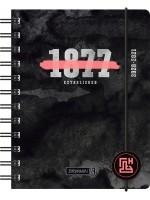 Brunnen Schülerkalender 2020/2021 Neon A6 PP-Einband