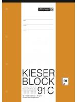 Brunnen KIESER-Block A4 91C T-Konten