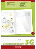 Brunnen Geschichtenheft 3G  A4