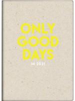 rido/idé Taschenkalender Modell Technik III Grafik-Einband Good Days 70-18 307 031
