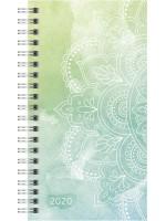 rido/idé Taschenkalender Modell Timing 2 PP-Einband Graphic 70-14 104 95