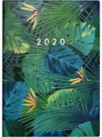 rido-idé Taschenkalender Modell Technik III Grafik-Einband Tropical 70-18 307 01
