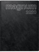 rido/idé Buchkalender Modell magnum Schaumfolien-Einband Catana schwarz 70-27 042 90