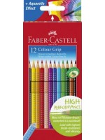 Faber-Castell Colour Grip 12er