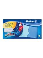 Pelikan ProColor 12 Deckfarbkasten blau