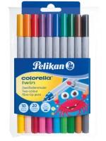 Pelikan Fasermaler Colorella® twin 10 ST