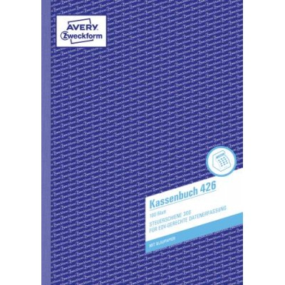 Avery Zweckform Kassenbuch 426
