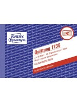 Avery Zweckform Quittung 1735