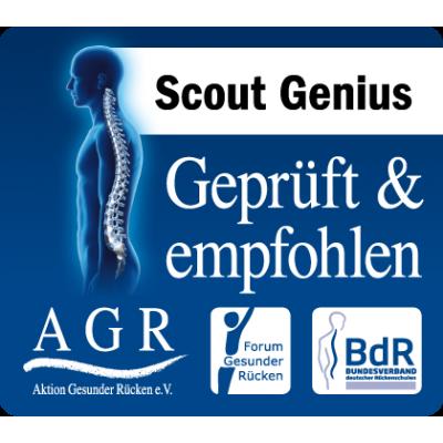 Scout Genius Best Friends 4-teiliges Set, limitierte Kollektion