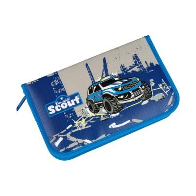 Scout Sunny Big Foot Polizei 4-teiliges Set