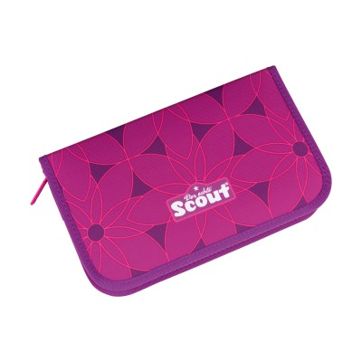 Scout Sunny Pink Flowers 4-teiliges Set
