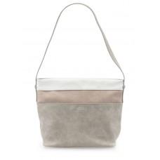 Tamaris Hobo Bag Khema light grey comb