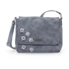 Tamaris Crossbody Bag M Luna denim comb