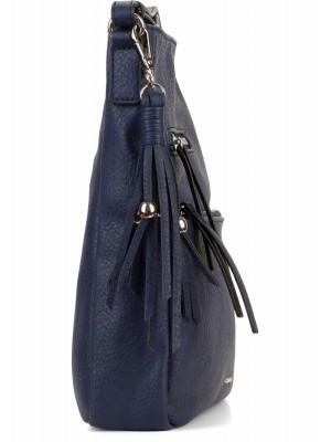 Tamaris Crossbag Adele blau