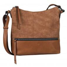 Tom Tailor Handtasche Jess cognac
