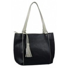 Tom Tailor Shopper Tess schwarz