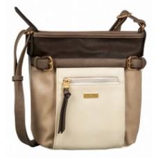 Tom Tailor Cross Bag Juna taupe