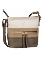 Tom Tailor Cross Bag Marit taupe