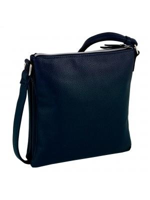 Tom Tailor Crossbag Becky blau