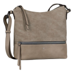 Tom Tailor Handtasche Jess taupe